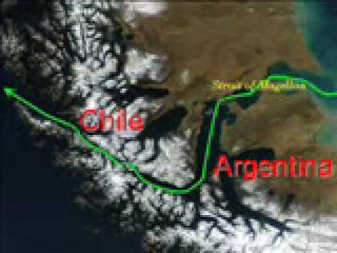 Magellan Circumnavigates the World
