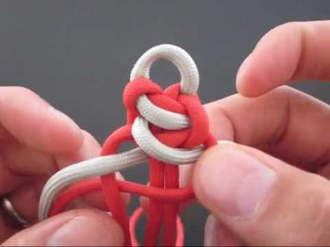 How to Make a Spiraled Solomon Bar Neck-Lanyard by TIAT