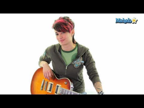 "How to Play ""Tonight Tonight"" by Hot Chelle Rae on Guitar"