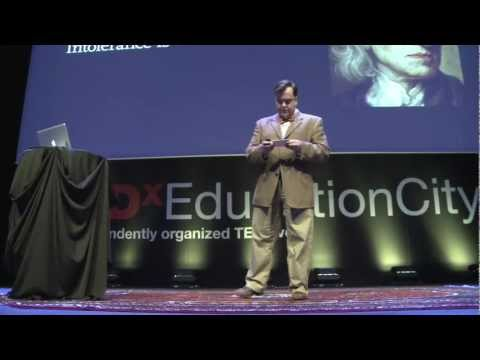 TEDxEducationCity (2012) - David Gray - Tolerance: What's The Point?