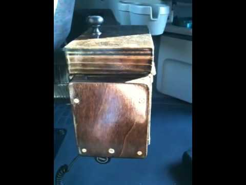 how to build a Shifter box addition Volvo 780