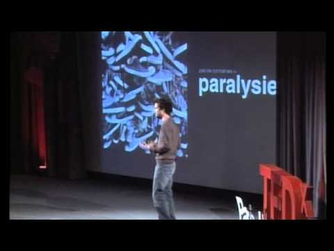TEDx Paris Universités - Arthur Bodolec - Unlocking people's creativity
