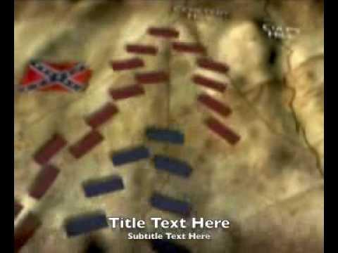 Civil War  Battle of Gettysburg  Student Video