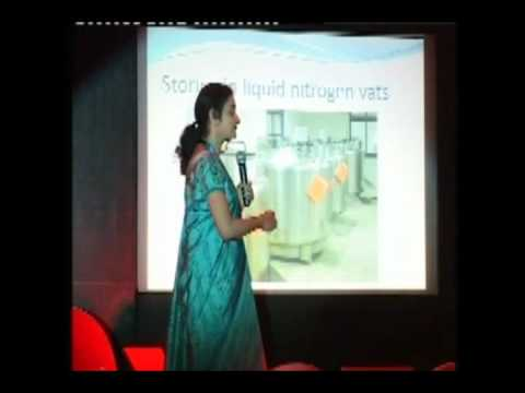TEDxCEG - Revathi Raj - Technology in Medicine