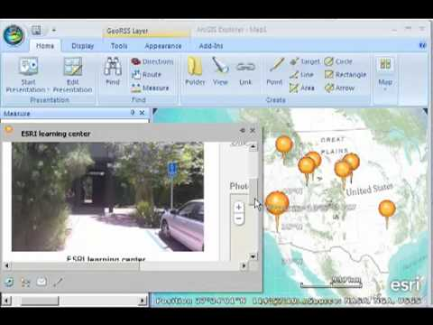 GPS to GIS: Uploading Multimedia from a Smartphone, Mapping it in a GIS, Part 4:  GeoRSS