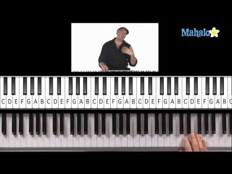 Learn Piano HD: How to Play Away In a Manger (Melody) on Piano