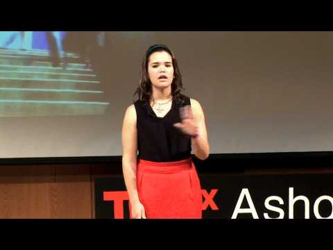 TEDxAshokaU 2011 - Regina Duran: Igniting Passions and Leaving a Trail