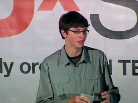 "TEDxSB - Alec Loorz - ""We Need A Revolution"""