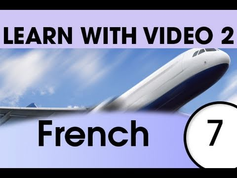 Learn French with Video - Getting Around Using French