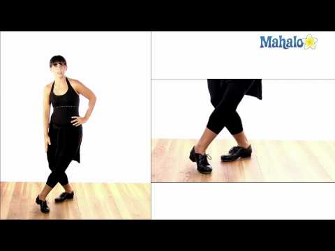 How to Tap Dance: Over-the-Top Jumps