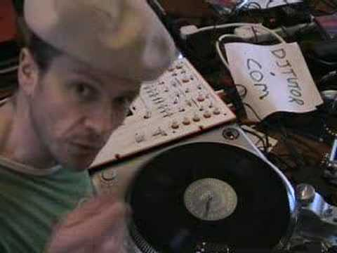 Lesson 3 Turntabalist scratch move for the beginner