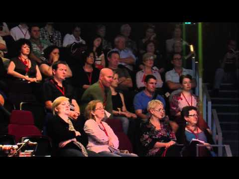 TEDxNewy 2011 - Julie Baird - Turning the noun museum into a verb of action, emotion and belonging.