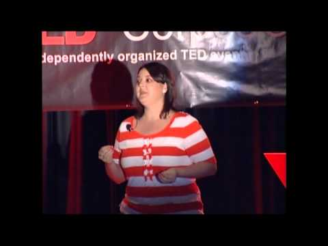 SWAG: Even your grandmother has it: Tori Amason at TEDxCorpusChristi