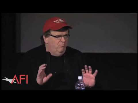 Michael Moore Wants To Take Over The Democratic Party