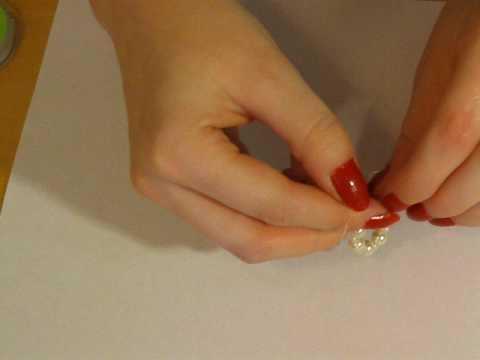 Missa by Design: DIY 15 [Pearl Cluster Earrings]