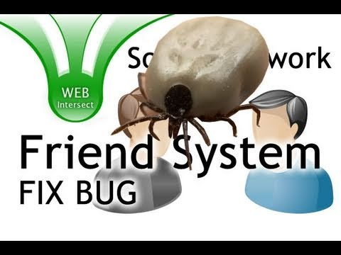Web Intersect Friend Remove Bug Documented For Educational Reference
