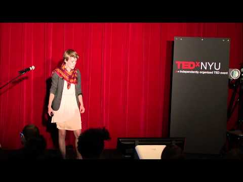 TEDxNYU - Annie Escobar - Your Story Can Change the World