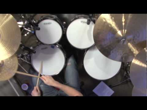 Jared Falk Drum Solo #4