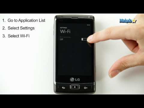 How to Turn on Wifi on Windows Phone 7