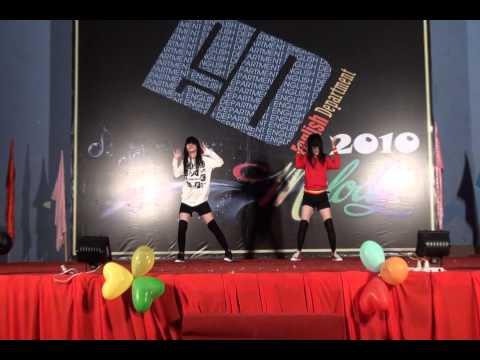 ED Melody 2010  Modern Dance