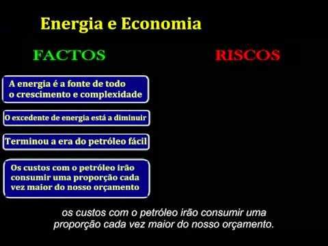 O Curso Do Crash Capítulo 17c (A Energia e a Economia): The Crash Course In European Portuguese