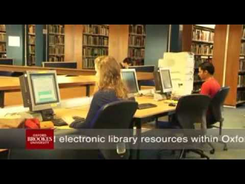 Studying at the Department of Law at Oxford Brookes University: Arabic translation
