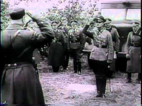 Winter Grips Western Front (1944)