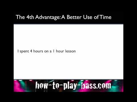 Can You Really Learn Bass Guitar Online