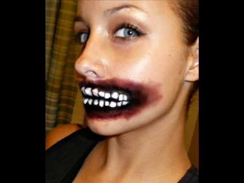 Halloween Series 2011 (lips): Mad Mouth Makeup Tutorial