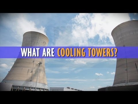 What Are Cooling Towers?