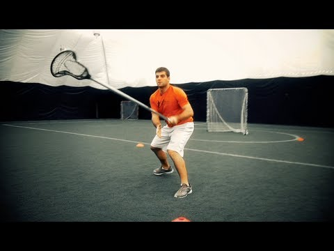 Lacrosse Drills: Defense / Hat Drill