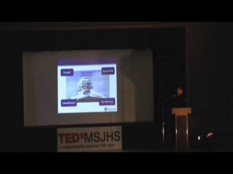 What it Takes to Be an Entrepreneur: Roy Chin at TEDxMSJHS