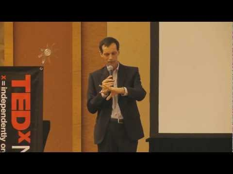 TEDxNTU - Richard Hartung - My serendipitous road to writing