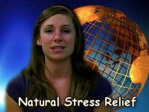 Natural Stress Relief Tip - Nutrition by Natalie