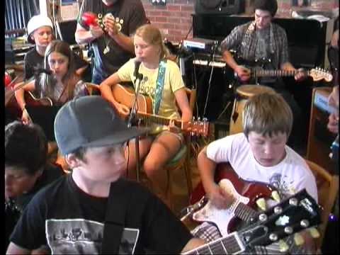 Rock Camp - The Tip Jar Jammers