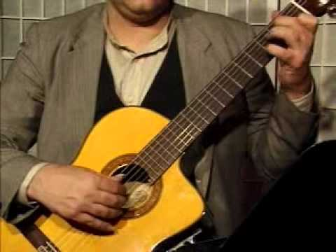 Classical Guitar Lesson - 120 Finger Picking Excercises For The Right Hand By Mauro Guiliani #9
