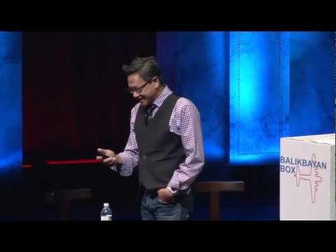 TEDxPortland 2012 - Gene Sandoval - Open The Box