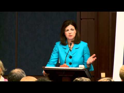 "Sen. Kelly Ayotte (R-NH)'s Remarks at ""Toward a Democratic Russia"""