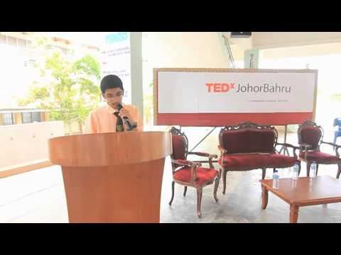 'If I am Elected as Prime Minister Of Malaysia' Harish Nair at TEDxJohorBahru