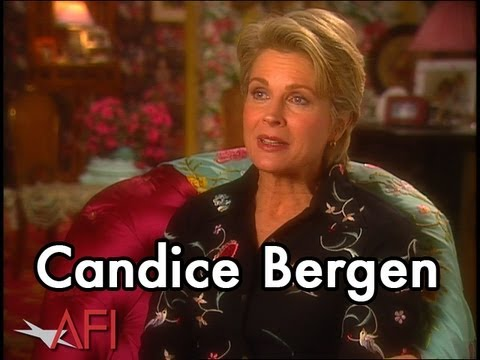 Candice Bergen on SNOW WHITE AND THE SEVEN DWARFS