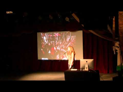 TEDxBrooklyn :: Jennifer Louise Lyon :: The Joy of Taking Risks