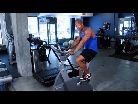 How to Get the Most Out of the Exercise Bike | How to Work Out at the Gym