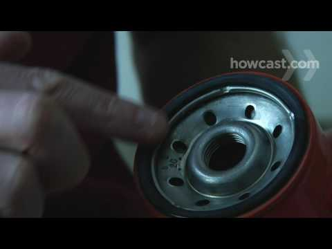 How to Change Your Car's Oil: Part 2