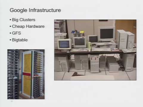 Google I/O 2009 - Mercurial on BigTable