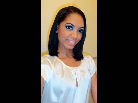 NYX Cosmetics FACE Awards | Ocean Sky MAKEUP TUTORIAL