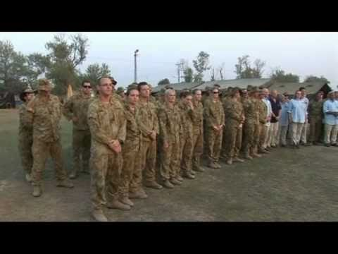 Operation Pakistan Assist II Closing Ceremony