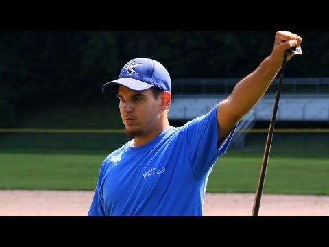 Baseball Pitching Exercises