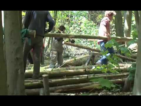 Roundwood Timber Framing with Ben Law