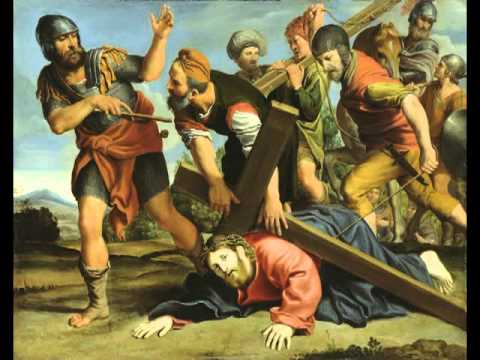 The Way to Calvary, Domenichino