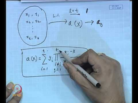 Mod-01 Lec-37 Secret Sharing Schemes